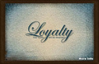 Loyalty Rent a Car Customers